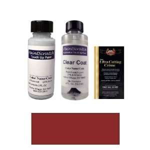 Red Paint Bottle Kit for 1962 AMC All Models (P 30) Automotive