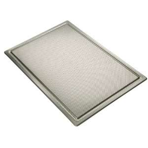 by 26 Inch Glazed Perforated Aluminum Baking Sheet