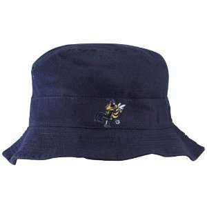Tech Yellow Jackets Toddler Navy Blue Bucket Hat