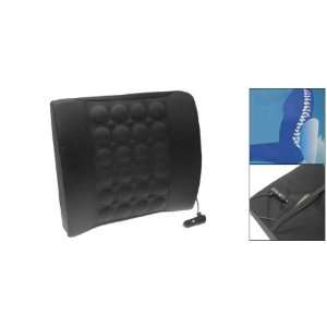 Vibrating Car Back Seat Massage Cushion Pad