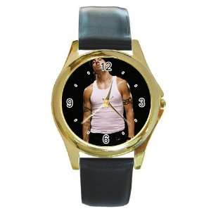 Red Hot Chili Peppers v4 Gold Metal Watch