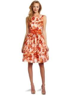 Jessica Howard Womens Garden Party Dress Clothing