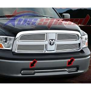 2009 UP Dodge Ram Quarter Z Grille Lower 1PC   E&G