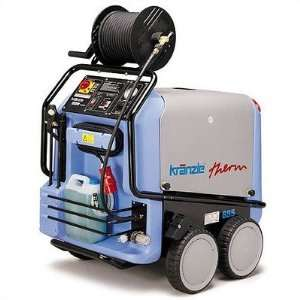 5.0 GPM / 2,400 PSI Hot Water Electric Pressure Washer