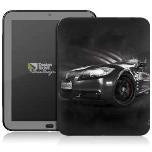 Design Skins for HP Touchpad Rueckseite   BMW 3 series tunnel Design