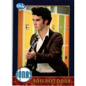 2009 Topps Jonas Brothers Trading Card #33 POP POWER PLUS