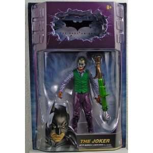 Batman Dark Knight Movie Master Exclusive Deluxe Action Figure Joker