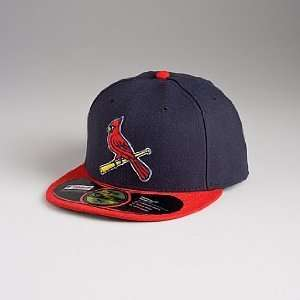 New Era 5950 FITTED St Louis CARDINALS 7 1/4 ALTERNATE Bird Blue/Red