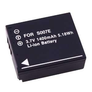 replacement Battery for your Panasonic Lumix DMC TZ3S