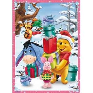 Winnie the Pooh Chocolate Advent Calendar Toys & Games