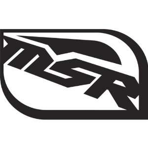 MSR Racing Medium Die Cut Decals Sticker Off Road Motorcycle Graphic
