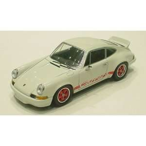 Carrera 2.7 RS 1973 Yellow/Red 1/43 Scale Diecast Model Toys & Games