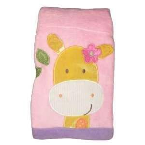 Bananafish Jungle BFF Plush Blanket Baby