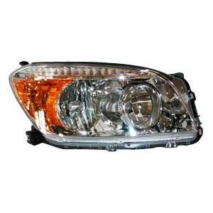 20 6909 01 Toyota Rav4 Passenger Side Headlight Assembly Automotive