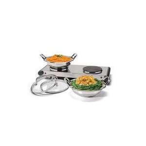 Wolfgang Puck Double Burner Set   5 Pc.