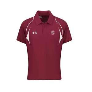 South Carolina Gamecocks Womens Polo Dress Shirt