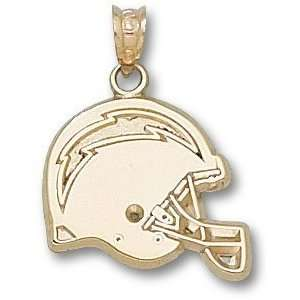 San Diego Chargers Helmet Logo 5/8 Charm/Pendant  Sports
