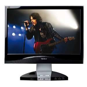 ViewSonic VX1945wm 19 Widescreen LCD Monitor with Integrated iPod