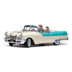 Convertible   I Love Lucy (Lucille Ball) 1/18 Nautilus Blue/White Mist