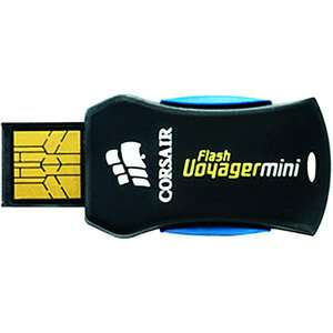 Flash Voyager Mini 8 GB USB 2.0 Flash Drive CMFUSBMINI 8GB Computers