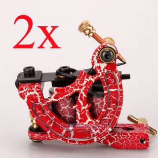 Top Handmade Cast Iron Tattoo Machine Gun Liner Shader