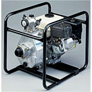 Tsurumi 1.5, 5.5 HP Honda Engine Driven High Pressure