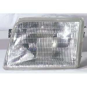 1993 97 FORD RANGER HEADLIGHT, DRIVER SIDE Automotive