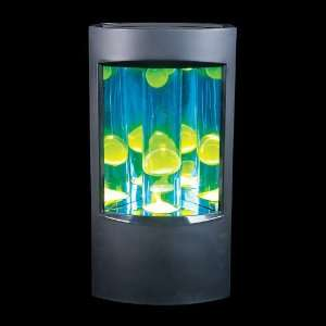 Green Large Motion Vision Lava Lamp Light Novelty