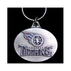 NFL Design Key Ring   Tennessee Titans