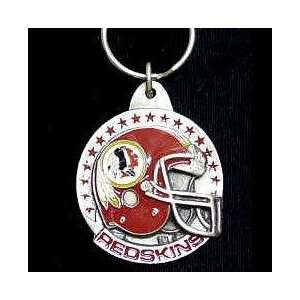 NFL Helmet Key Ring   Washington Redskins Sports
