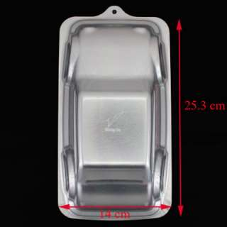 3D Car Shape Crackers Cake Pan/Tin Cake Decorating Moulds DT133