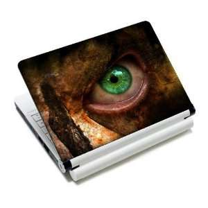 Amazing Green Eye Laptop Notebook Protective Skin Cover