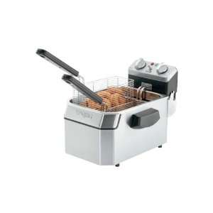 Waring WDF1500B Countertop Deep Fryer